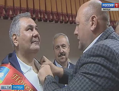 Академик РАН преобразил село в Лебедянском районе