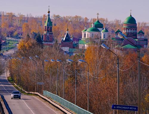 Старый парк Троекурово