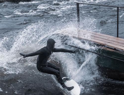 Серф-на-Дону. Какой будет первая речная волна для серфа в России