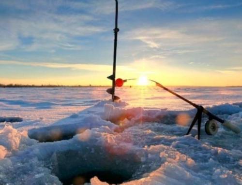 Любителям зимней рыбалки